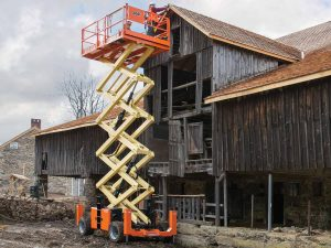 JLG-530LRT-scissor-lift-maintenance
