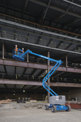 genie-Z45-25J-RT-boom-lift-construction